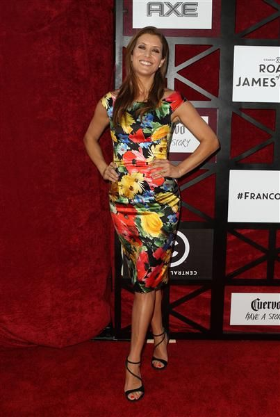 Kate Walsh attends The Comedy Central Roast of James Franco held at Culver Studios in Culver City, Calif., on Aug. 25, 2013.