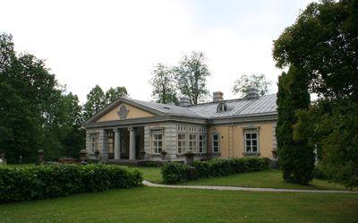 Espoonkartano manor (Espoo, Finland).