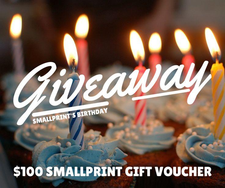 Enter to win: $100 Smallprint Auckland Gift Voucher   http://www.dango.co.nz/s.php?u=aX3Aj2HW2604