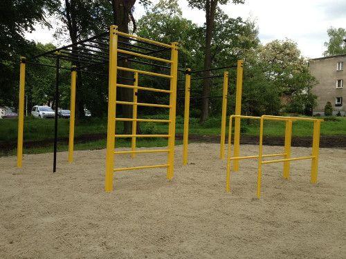 Gotowy SW Park Lubliniec od FlowParks Źródło: www.facebook.com/Flowparks