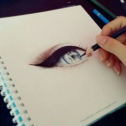 eye, art, and drawing imageの画像