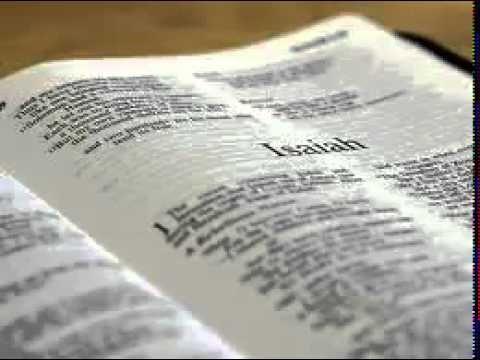 Isaiah 52 - New International Version NIV Dramatized Audio Bible