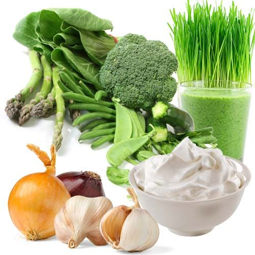 Detoxing Guidelines: 16 Cleansing Foods - Get a jump-start on losing extra pounds with these essential cleanse foods.