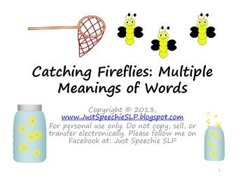 145 best fireflies images on pinterest fireflies bugs and glow another fabulous freebie from justspeechieslpspotthis is a fun fandeluxe Document