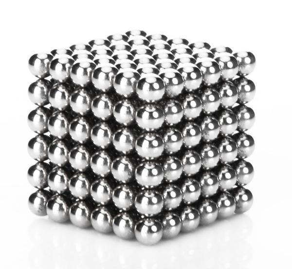 Addictive Magnetic Balls Cube Toy 3mm 216pcs