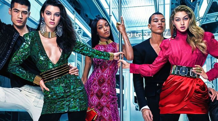 The Business Logic Behind Balmain x H&M