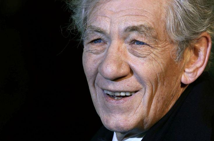 """Ian McKellen: """"Hollywood también ignora a los gays"""" #Oscar2016"""