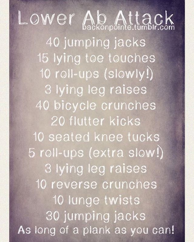 Pin for Later: These Instagram Workout Posters Offer Instant Workout Inspiration