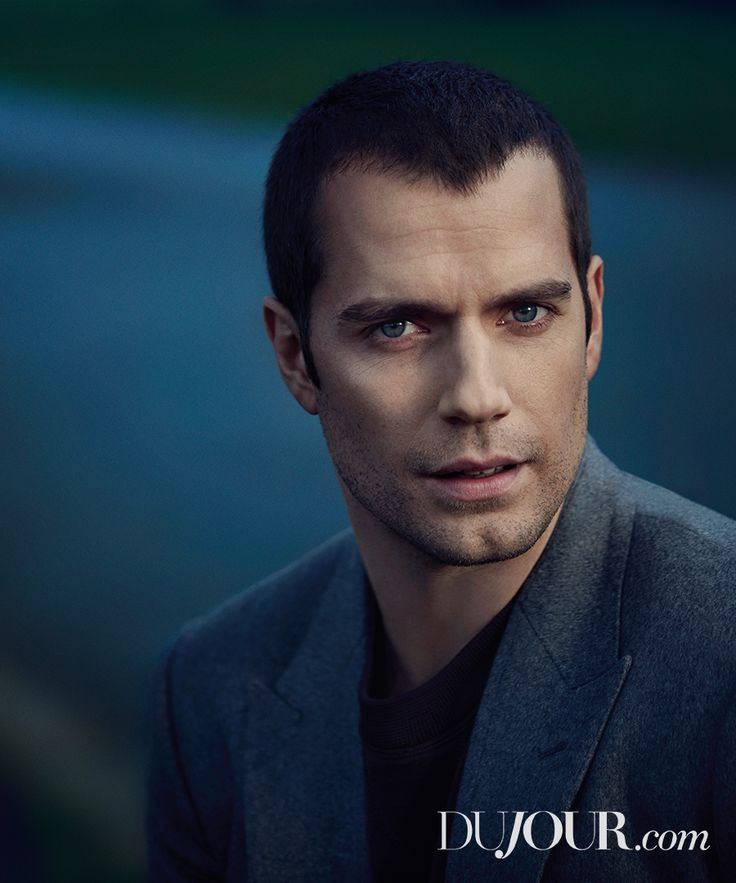 "Henry Cavill exclusive pictures and interview about the actor's new ""Batman v Superman: Dawn of Justice"" movie."