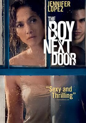 May 26, 2015. The Boy Next Door [videorecording(DVD)]. Jennifer Lopez stars as Claire Peterson, a high school literature teacher struggling to get back in the dating game after separating from her cheating husband. When handsome and charismatic nineteen-year-old Noah moves in next door, Claire has a moment of weakness that leads to an extremely intense and intimate night together. Noah's attraction quickly turns into a dangerous, violent obsession, forcing Claire to her limits as she…