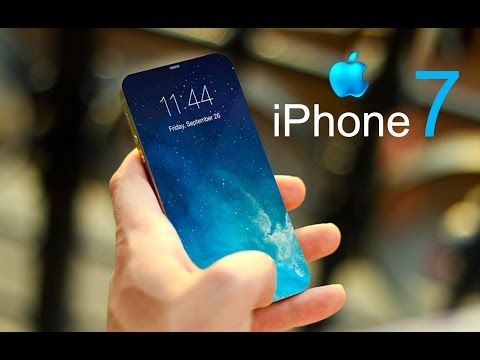 Top 5 iphone 7 concept | iphone 7 trailer - YouTube