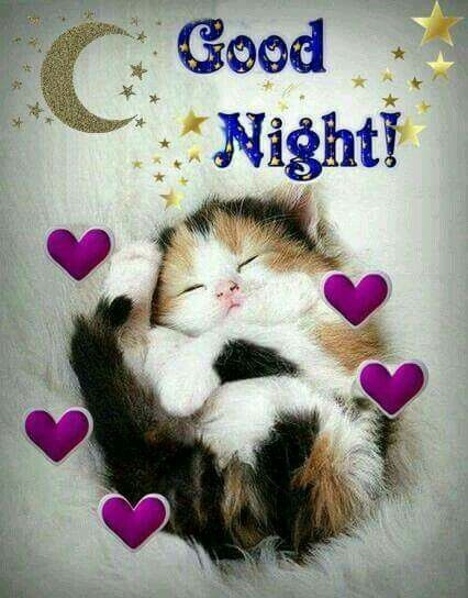 Good night sister and yours, sweet dreams ☝.