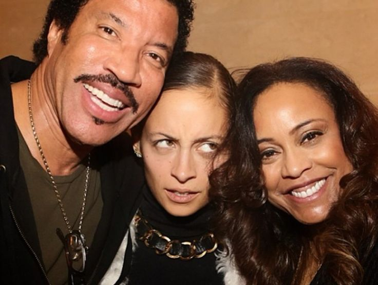 Lionel Richie & Nicole Richie Reveal How a Prince Concert Led to Her Adoption | toofab.com