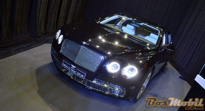 The All New Bentley Flying Spur #BosMobil