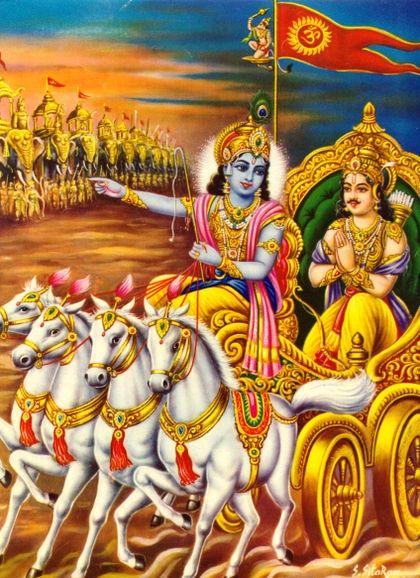 ***Bhagavad Gita - Slogam 1.20***  Read Bhagavad Gita Daily to elevate your spirituality. #BhagavadGita #LordKrishna #Spirituality #VedicPedia #Quotes