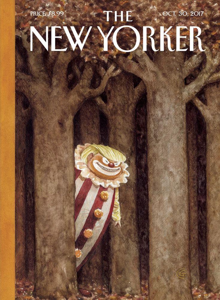 "Carter Goodrich's ""October Surprise"" | The New Yorker"