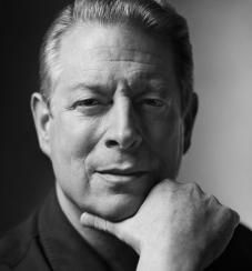 """Al Gore, the 45th Vice President of the United States, was a key proponent of sponsoring legislation that funded the expansion of and greater public access to the Internet. Instrumental in helping to create the """"Information Superhighway,"""" Gore was one of the first government officials to recognize that the Internet's impact could reach beyond academia to fuel educational and economic growth as well."""