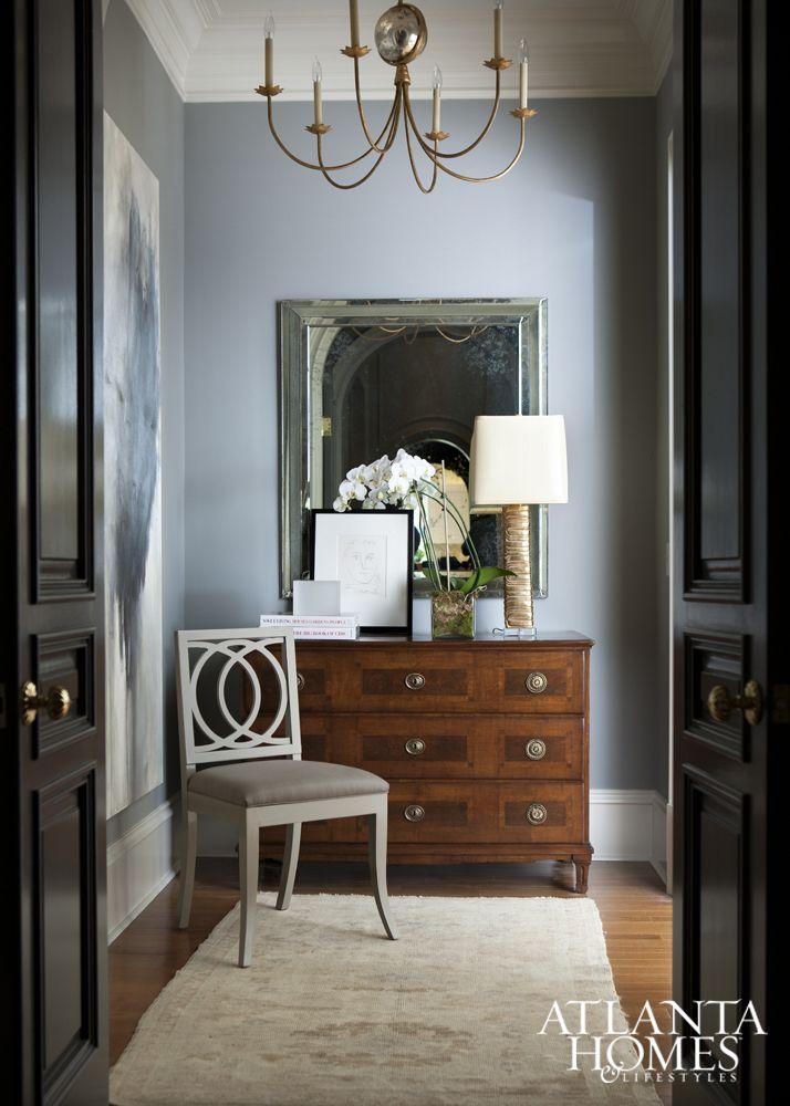 Best 25 entry nook ideas on pinterest hallway closet - Home interior decorators in atlanta ga ...