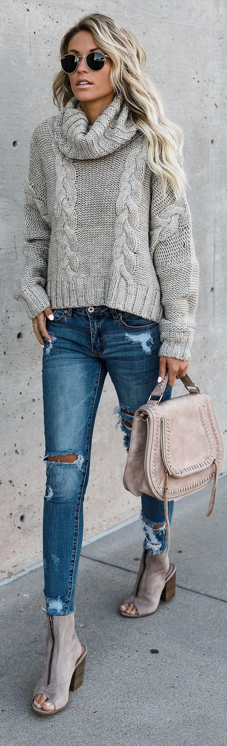Casual Fall Fashion | Street Fashion #streetstyle