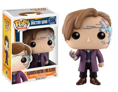 Funko Pop! - Mr Clever / 11th Doctor