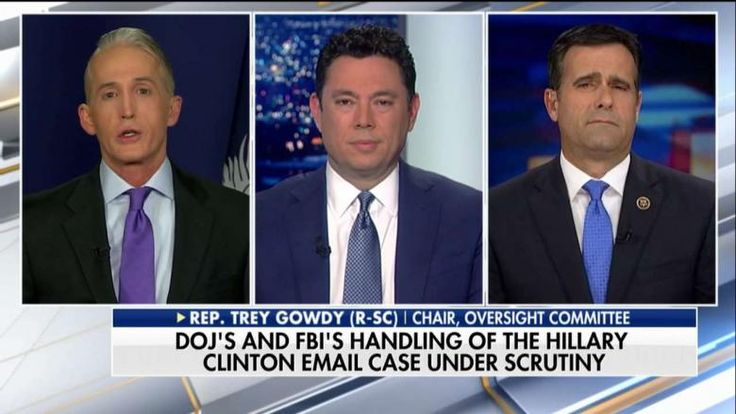 Rep. Trey Gowdy demanded House investigators receive access to key documents in connection with the salacious Trump-Russia dossier - including forms from FBI interviews - and called out irregularities in the Hillary Clinton email probe.