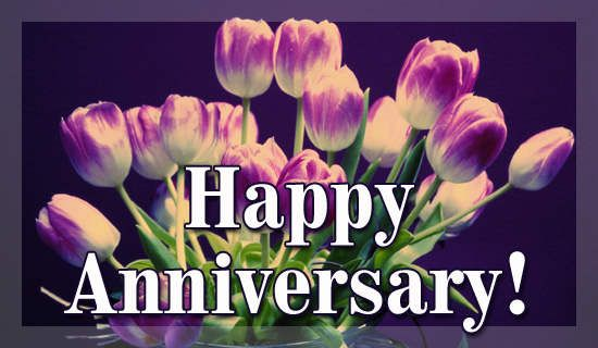 Happy Anniversary Tweety and DH 11/19 - Birds and Blooms