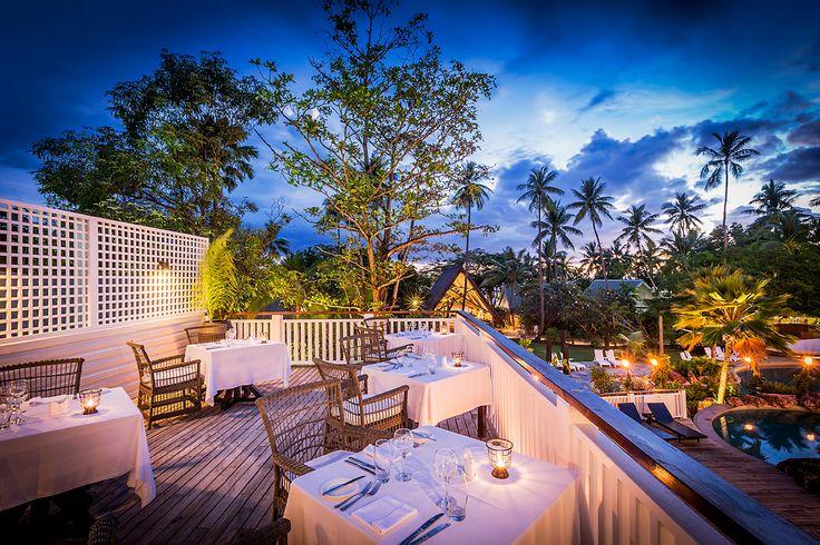 Signature dining - Treetops Restaurant