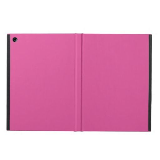Raspberry Pink Cover For iPad Air