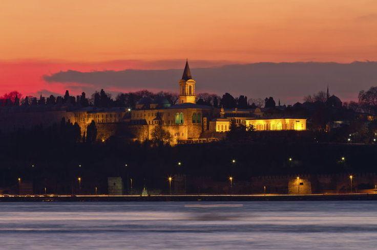 Pałac Topkapi, Stambuł, Turcja