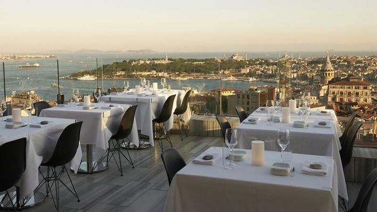 Rooftops à Istanbul : nos 6 adresses pour un verre en hauteur