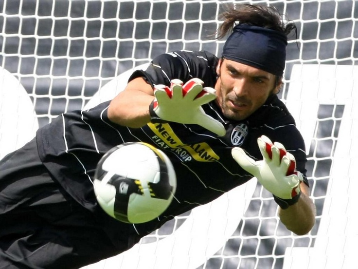 #1 - Gianluigi Buffon