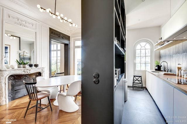 So Much Beauty : Apartment in Paris