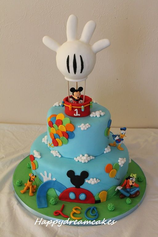 Die besten 25 mickey mouse torte ideen auf pinterest for Dekoration torte