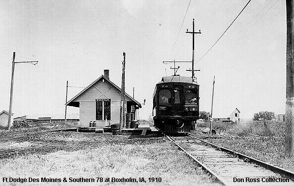 Boxholm, 1910