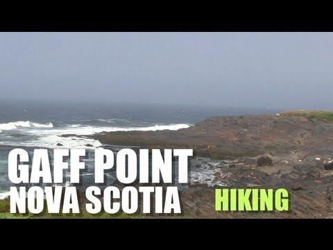 Gaff Point Trail & Hirtle Beach - Hiking in Nova Scotia