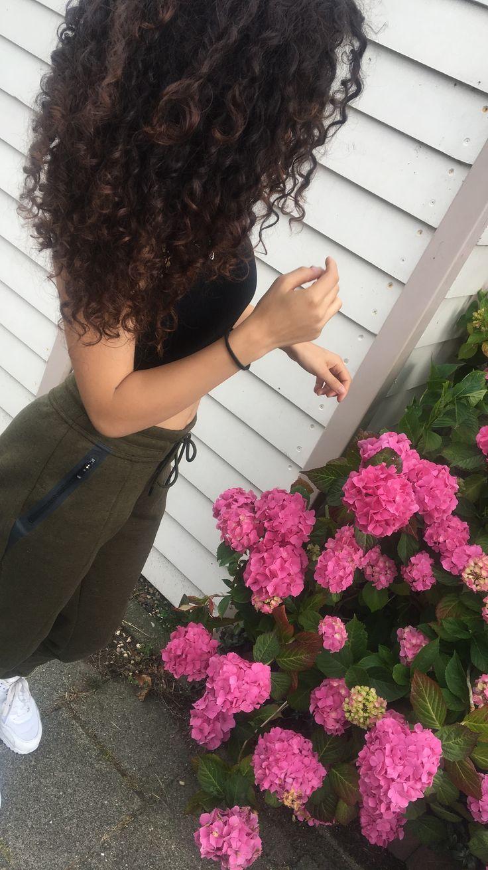 best c u r l s images on pinterest long curly natural curls