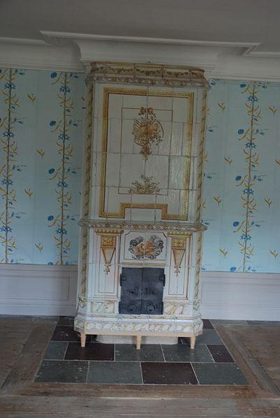 Svartsjö Palace, the widow estate of king Gustaf III's mother Lovisa Ulrika 1771-1782