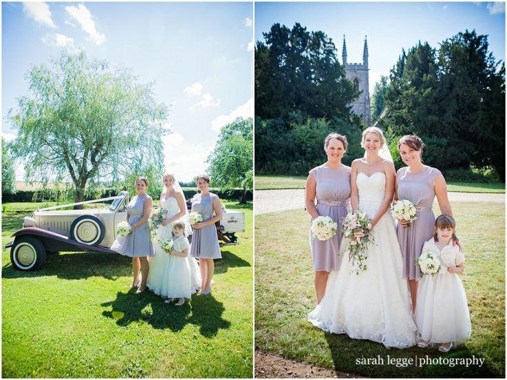 Bridesmaids at Chawton House