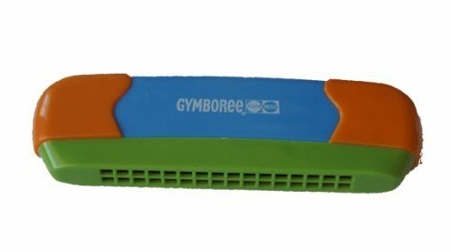 GYMBOREE Educational Products - Gymboree Harmonica - a pocket harmonica for melody-making - Rich range of robust sounds by GYMBOREE. $19.89. Sturdy, durable construction. Round edges safe for little mouths. Child-friendly design: Easy-to-grap. Rich range of robust sounds. 18 months +. Inspires and nurtures creative expression. Develops and refines auditory perception. Teaches breath control, aiding speech development. Provides cause-and-effect experience. Offers...