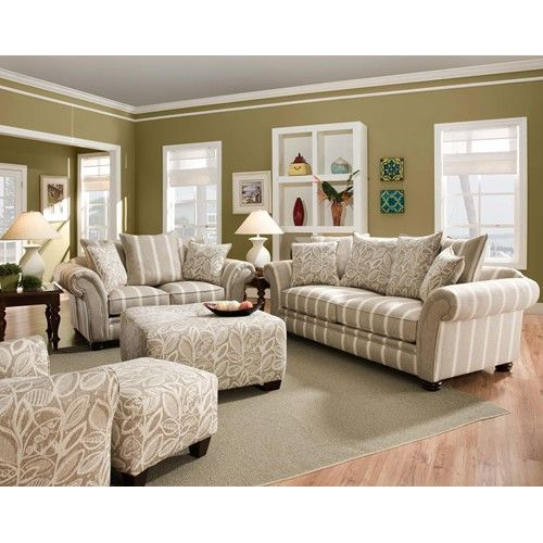 22a0 Elegant Styled Sofa By Corinthian Value City Furniture Sofa New Jersey Nj And Staten