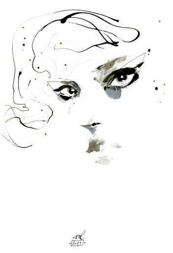 Anna Halarewicz Fashion Illustration