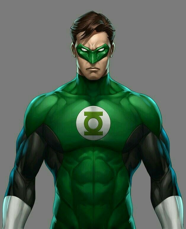 "Green Lantern (Harold ""Hal"" Jordan) is a fictional ... 