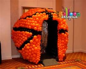 124 best images about Basketball Theme Party Ideas on ...