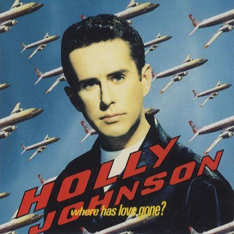 Holly Johnson - Where Has Love Gone?