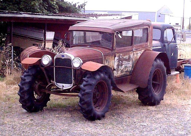 Montana Mail Truck!.