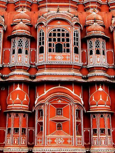 Hawa Mahal Palace in Jaipur, India. | #MostBeautifulPages