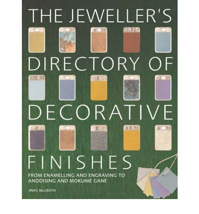 A complete guide to the tools, materials and techniques for creating decorative finishes for jewellery. It outlines all the materials and equipment needed to carry out different techniques, together with detailed demonstrations and sample swatches. It is richly illustrated with work by professional jewellers, explaining how they have used different applications in their work.