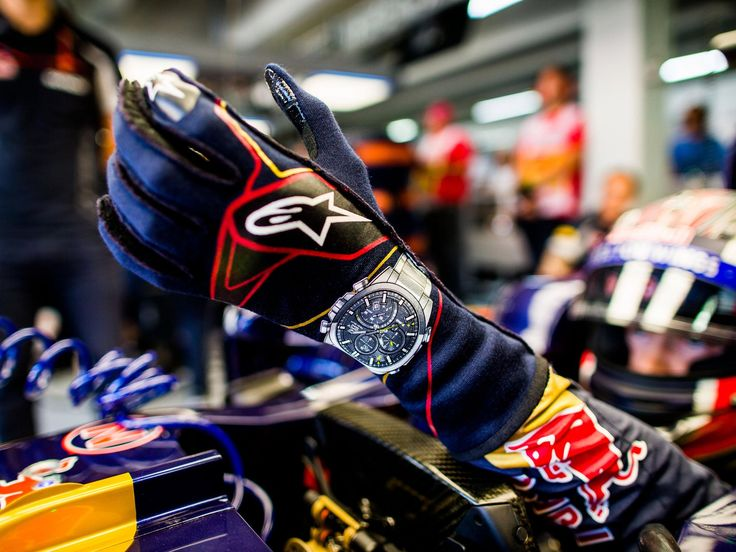 Daniil Kvyat, Carlos Sainz, track action, garage, team, pitlane... enjoy the best shots from our Formula 1 2016 German Grand Prix. Full Gallery on http://win.gs/2arKGcc. Wallpaper download section on http://win.gs/str_download. #F1 #tororosso #kvyat #sainz #redbull #GermanGP
