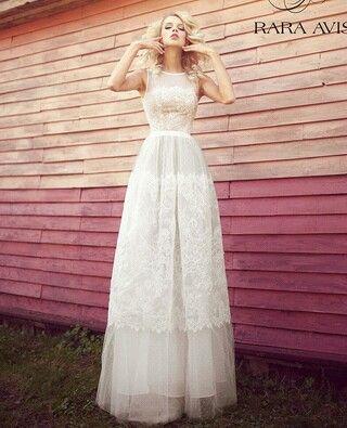 d4f61d1b9212f09 Свадебные платья в стиле бохо, рустик, прованс - кружевные с вырезом,  разрезом и открытой спиной.