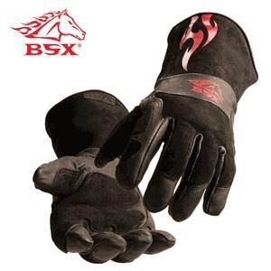 BSX Pigskin Stick Welding Gloves